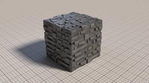 Stone Study by MusaFuchs