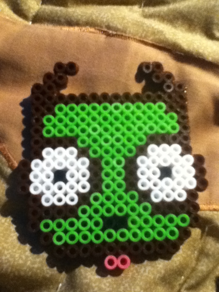 Gir Perler Beads By Dudemcjayy On Deviantart