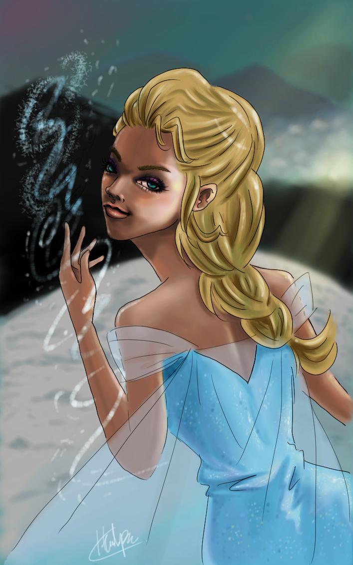 Elsa by Robin-Raven