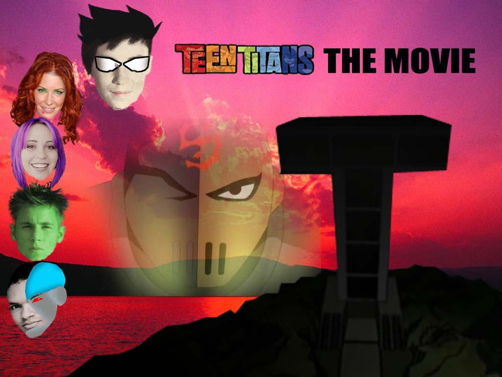 Teen Titans The Movie By Robin-Raven On Deviantart-3159