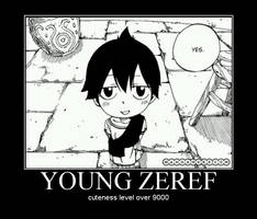 Young Zeref by bakura108