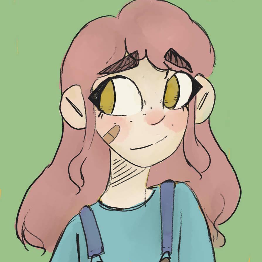 Pinkhaired girl again by TheOrignalFangirl
