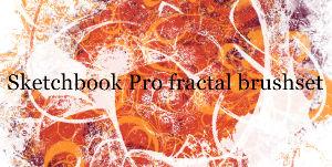 Sketchbook Pro fractal brushse