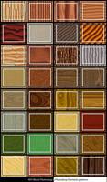 Wood Patterns Photoshop