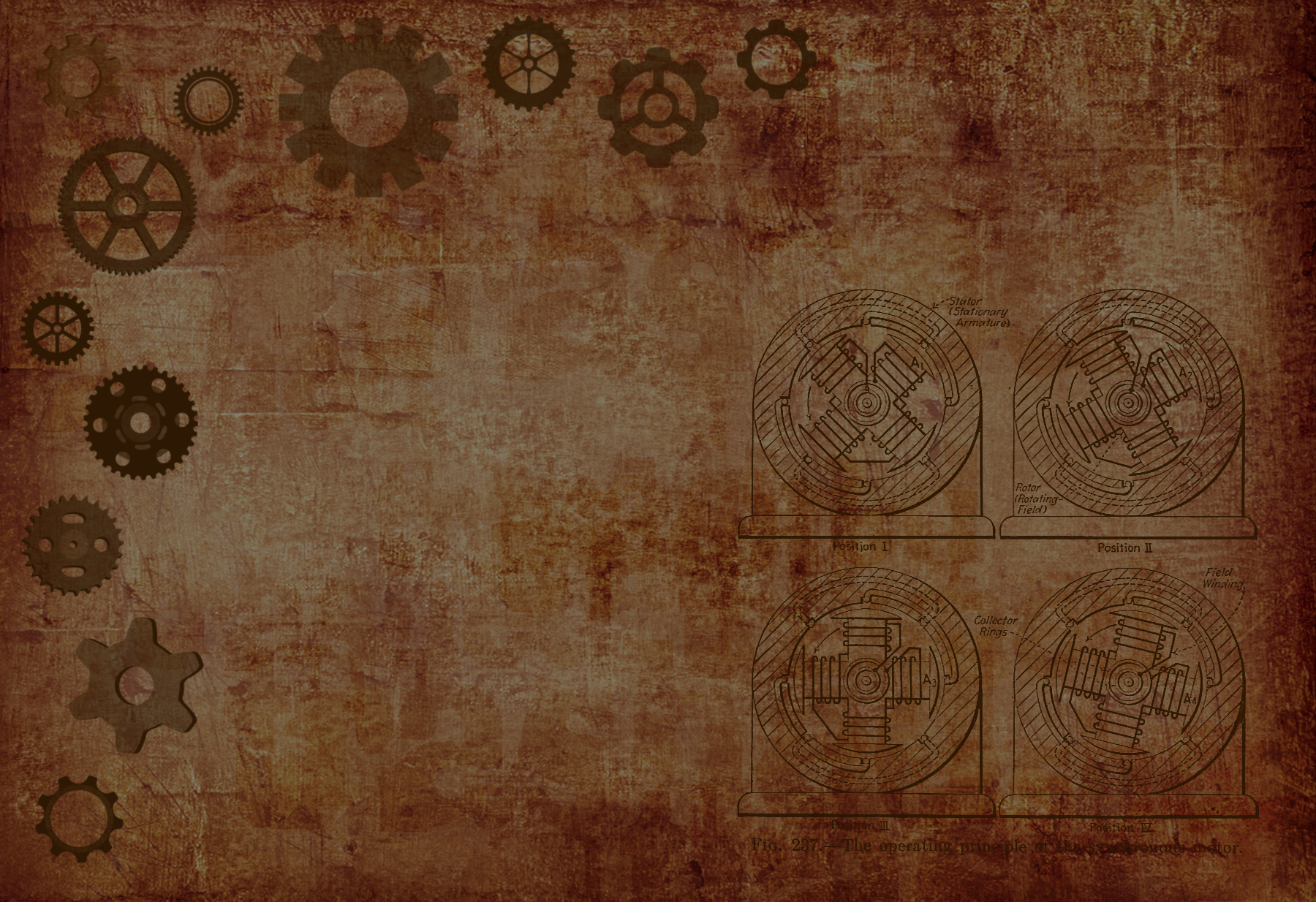 23+ Steampunk Wallpapers Pictures