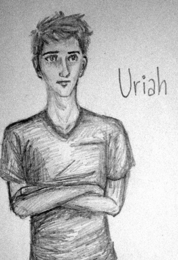 uriah by cloudedinfluence on deviantart