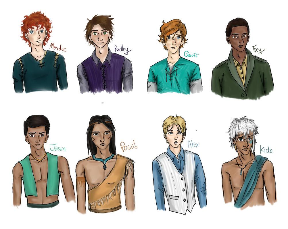 Harry Potter Gender Swap Dark Brown Hairs