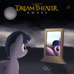 ATG DAY 14: Luna's Dream Theater - Awake by TheDarkSatanicorn