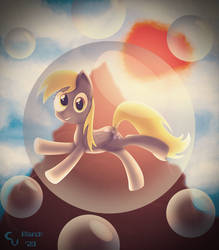 Bubble Flight by CosmikVek