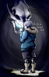 One year of drawing undertale!