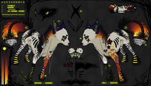 Zilliandra Ref by blackdog-badomen