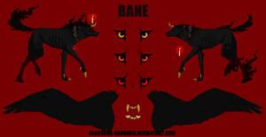 wolfie bane FANTASY reference [READ DISCRIPTION] by blackdog-badomen