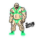 SEXYB doodling #4