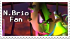 N.Brio Stamp by angelblood