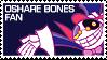 Oshare Bones Stamp by angelblood