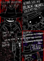 Midnight Crew Valentine Cards