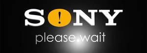 Sony please wait