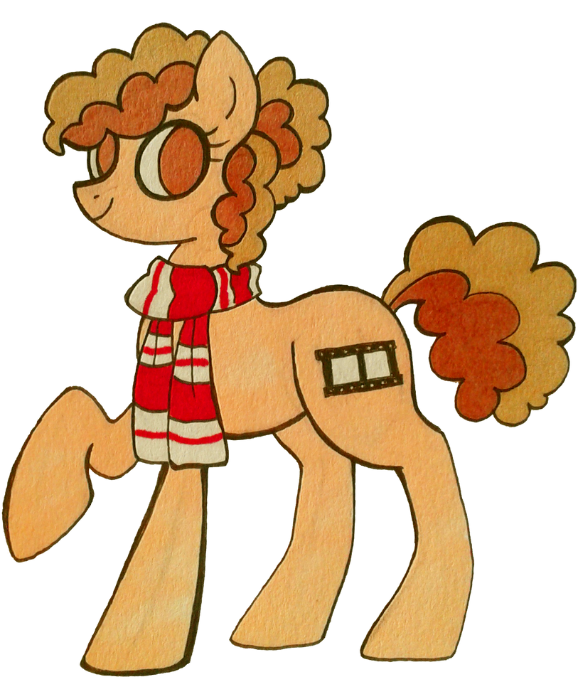 Popcorn pony point adoptable auction PRICE REDUCED by Lemon-Death