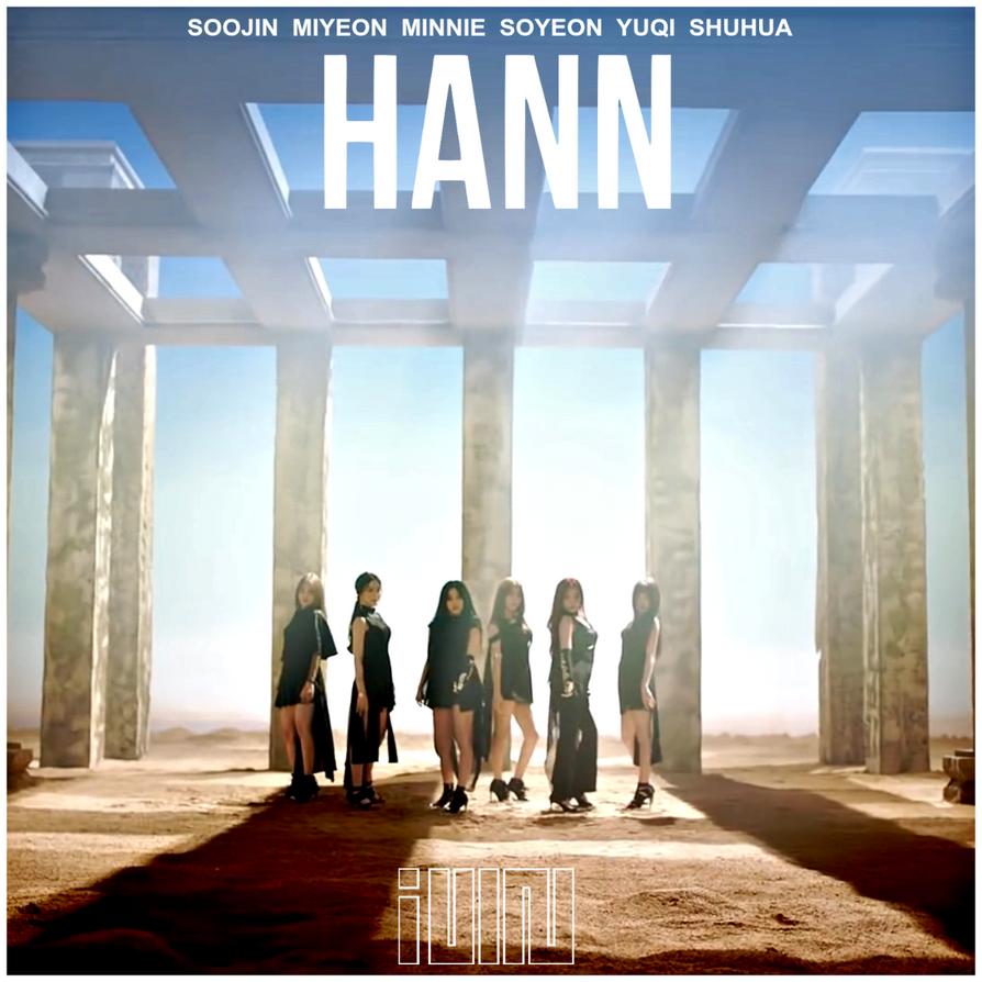 Imagini pentru (g)i-dle hann album cover
