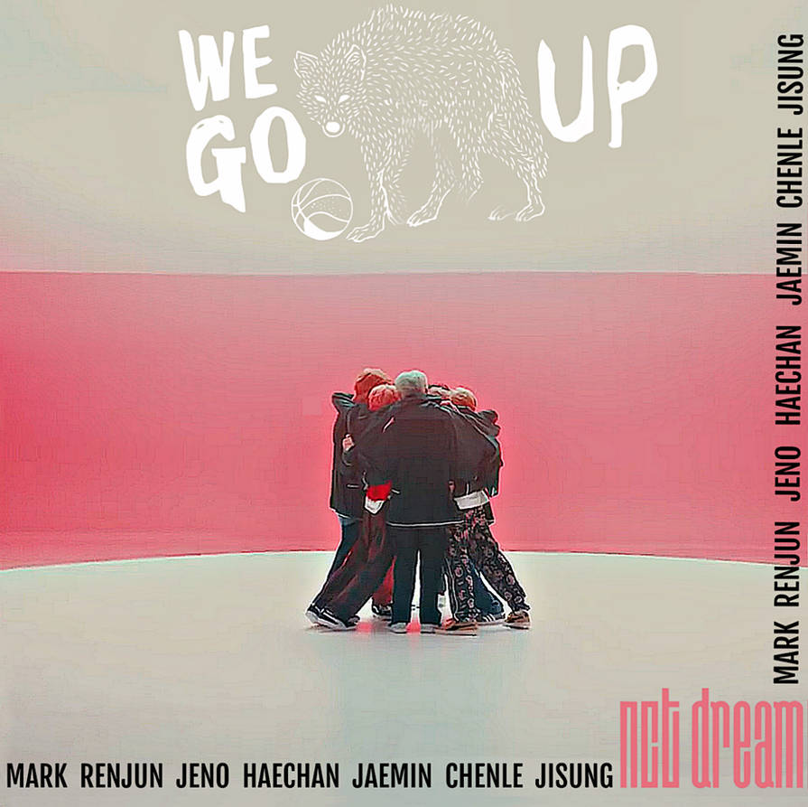 NCT DREAM - We Go Up album cover by souheima on DeviantArt