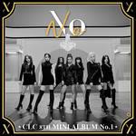 CLC - No albumcover