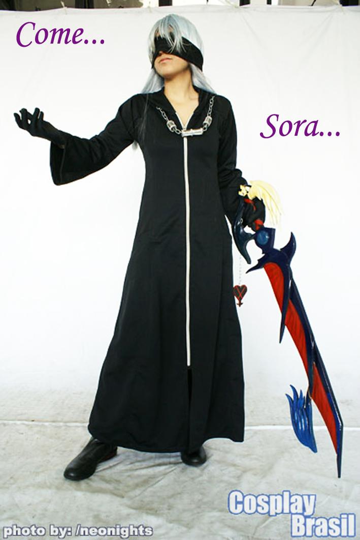 Riku cosplay by belafantasy