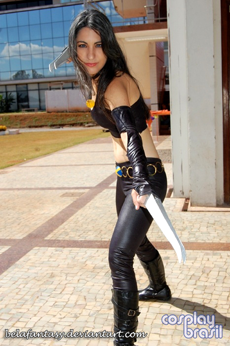 23 cosplay by be...X 23 Marvel Cosplay