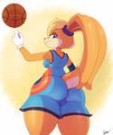 Lola Bunny Redesign