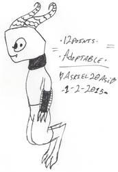 Un-named - Adoptable by Asriel20Asi