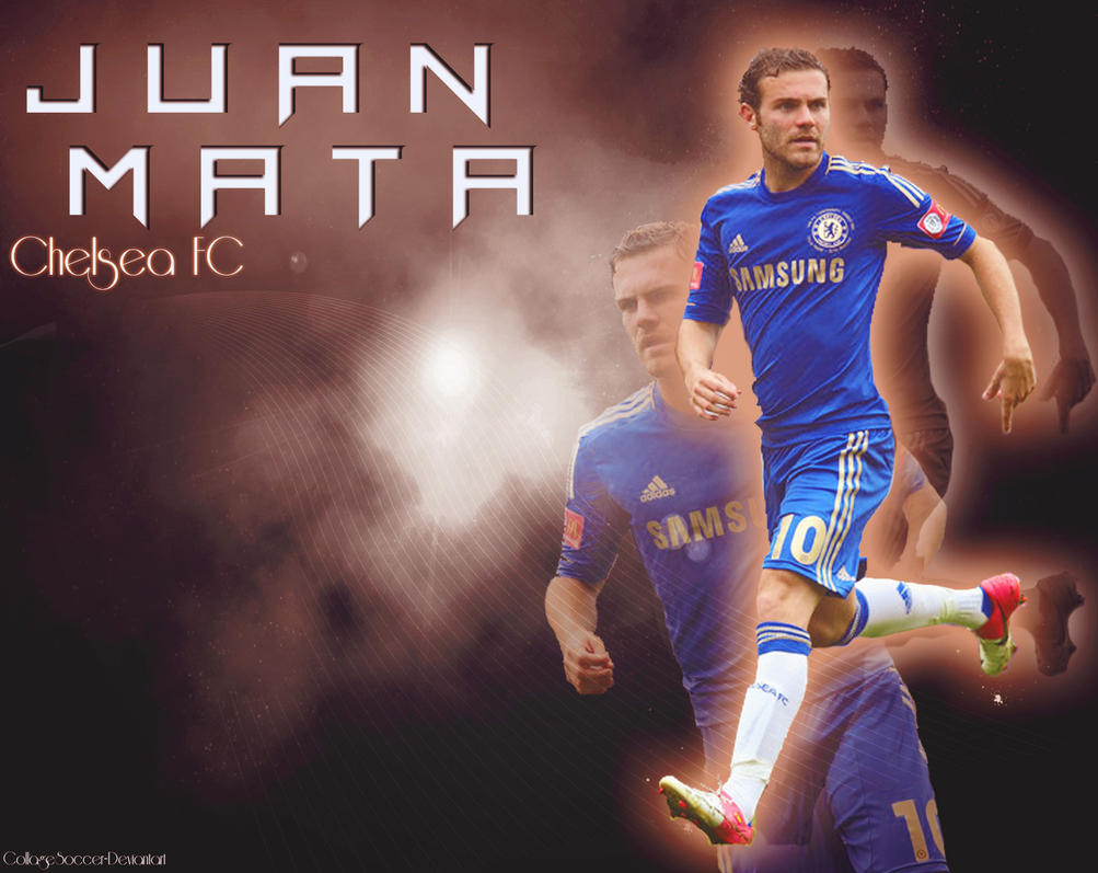 Juan Mata 2012-2013 by CollageSoccer