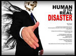 human is the real disaster