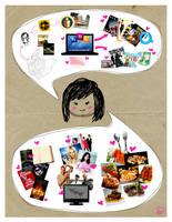 hw: textless info sheet by tsok