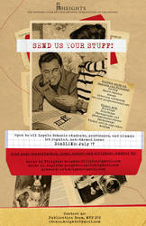 call for contributions poster