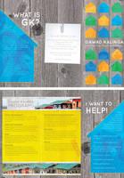 gk rebranding - brochures by tsok