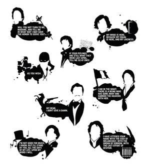 literary men