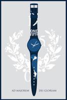 swatch watch design by tsok