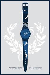 swatch watch design