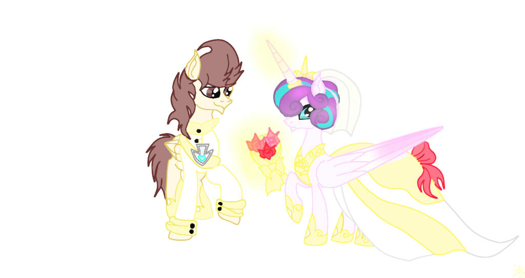 Mlp Pound Cake And Flurry Heart