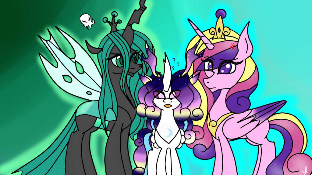 The war between the grandparents by OwOCrystalCatOwO