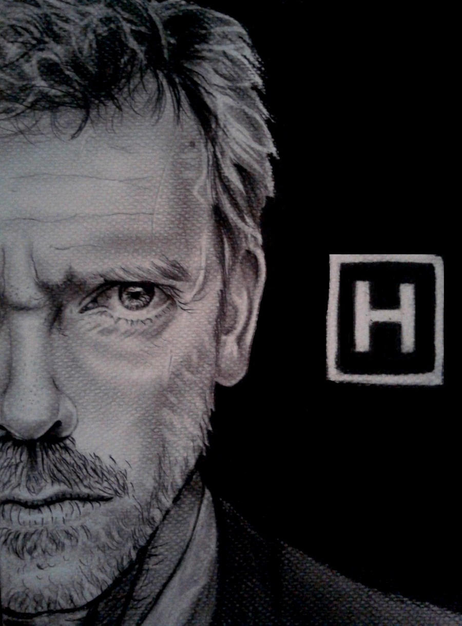Dr.House by RashaBH