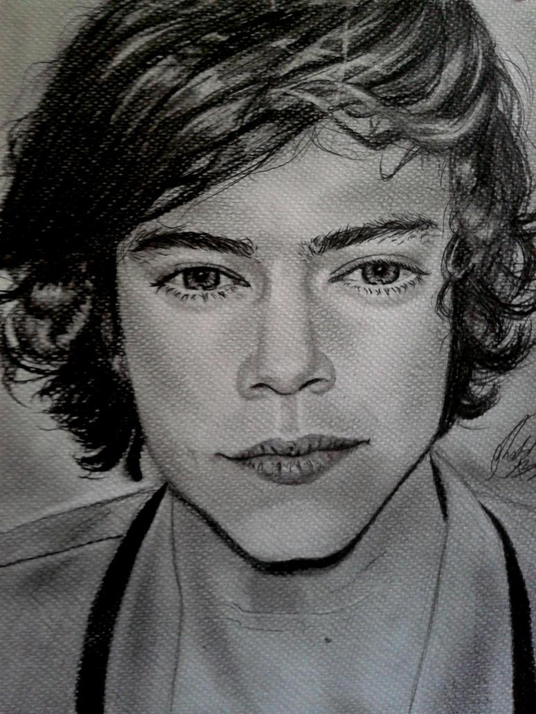 Harry Styles by RashaBH