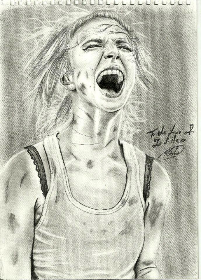 Hayley Williams by RashaBH