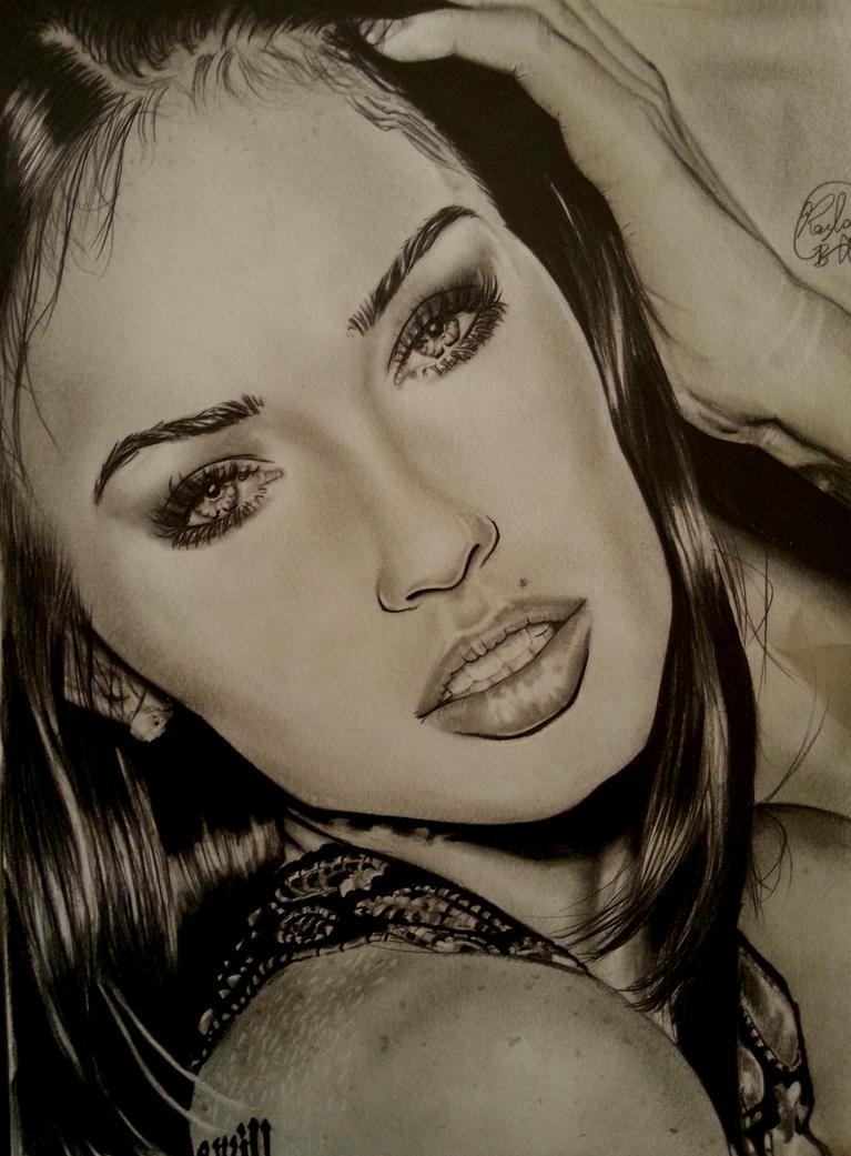 Megan Fox by RashaBH