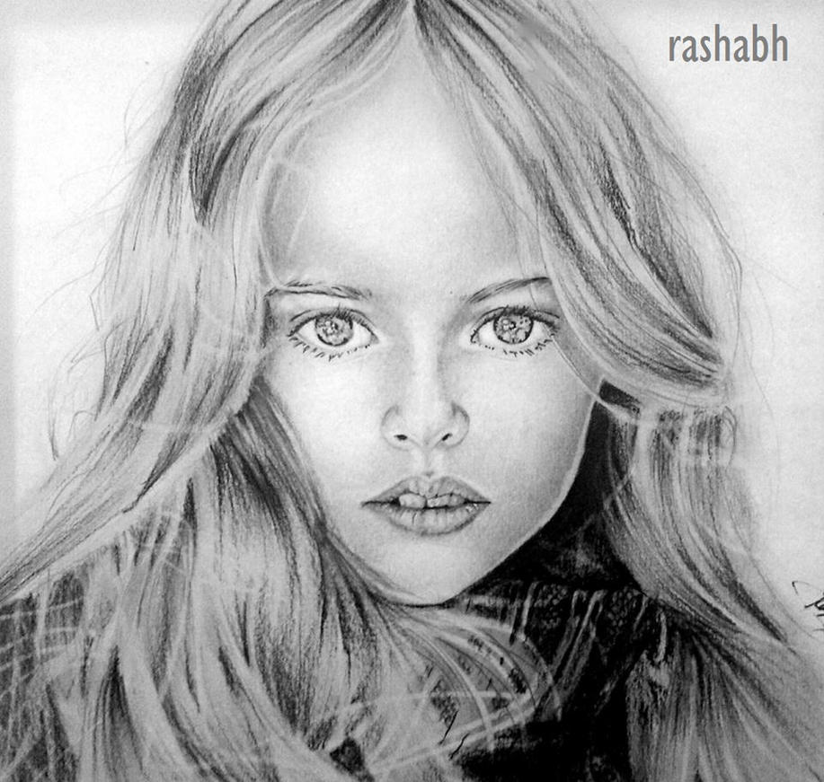 Kristina Pimenova by RashaBH