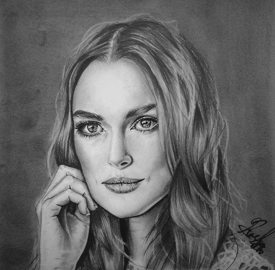 Keira Knightley by RashaBH