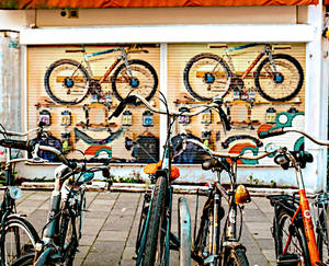 Happy Bike - Sad Bike