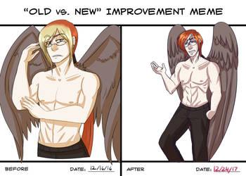 Improvement Take 5: Adrian by PomSpom