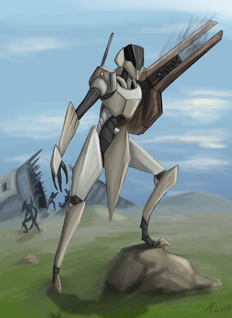 Rimworld Lancer by Vocitare on DeviantArt