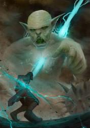 Goblin Monster Valley by ArtDO