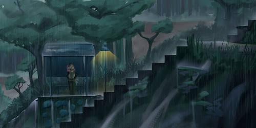Rain by ArtDO